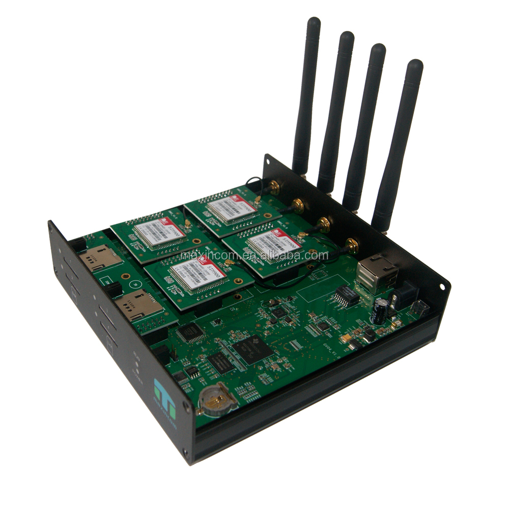 gsm interceptor/4 port gsm gateway/imsi catcher and usrp