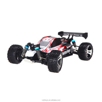 WL TOYS A959 Model Car RC 1:18 Scale High Speed 50km/h 2.4G 4WD RTR Off-Road Buggy