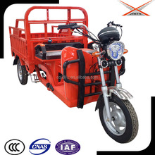 Strong New Moped Three Wheel Tricycle Cargo Motorbike