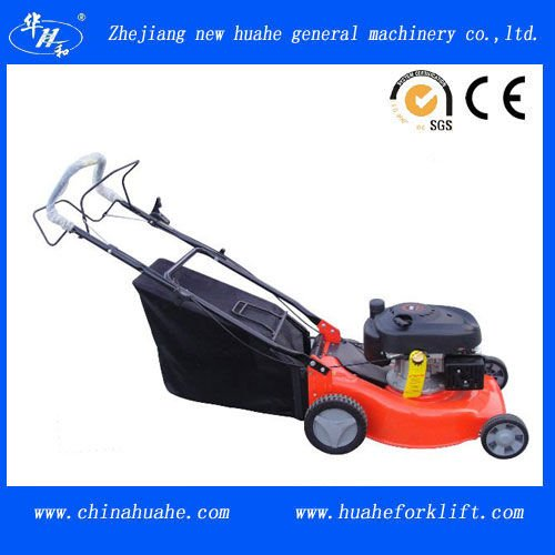 4 stroke single cylinder gasoline reel mower sale,grass mowing machines