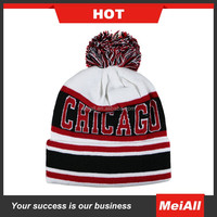 Top sale guaranteed quality winter crochet hat knitted beanies
