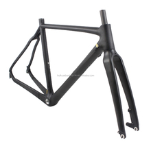 700C Carbon Cyclocross Disc Frameset carbon fiber bike frame CX carbon frame