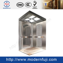 2017 new building office passenger elevator lift 10 person elevator size
