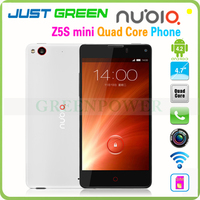 Very Cheap Nubia Z5S Mini Long Battery Life 4.7 Inch Capacitive Screen Android 4.2 Quad Core 1.7GHZ 3G Mobile Phone Falsh Palyer
