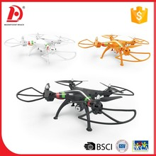 profesyonel drone with hd camera quadcopter / aerocraft with 6-axis gyro