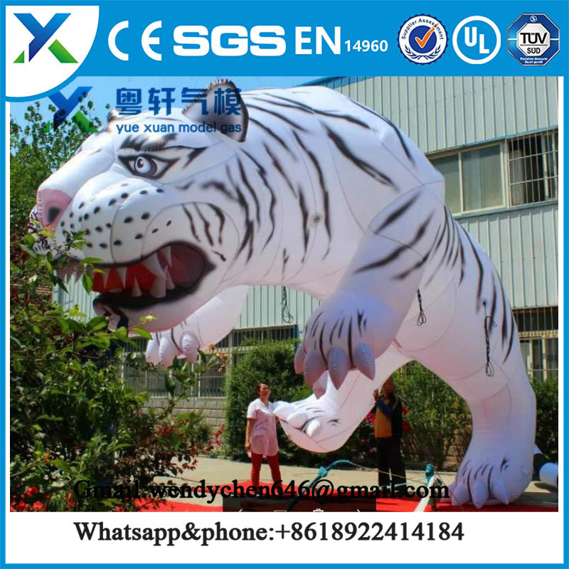 Guangzhou factory direct giant outdoor display commercial inflatable monster