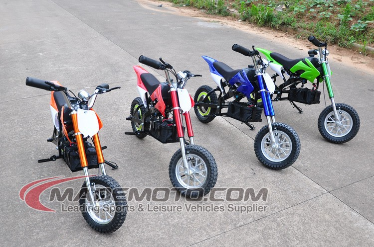 Best Selling New 200 Watts Electric Dirt Bike Suitable for Christmas Gift Promotion