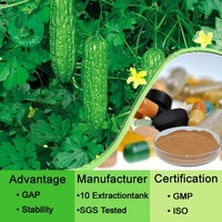 Natural Charantin/Bitter Gourd Extract/Momordica Charantia Extract