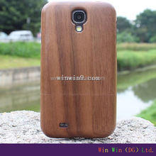 cherry mobile phone case with low price, cheapest carve wooden case