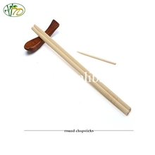 China manufacture good quality single round disposable bamboo chopstick