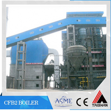 Strong Quality And Low Price CFB Wood Chip Steam Boiler