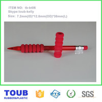 pen pencil ridged grip for students TB-06