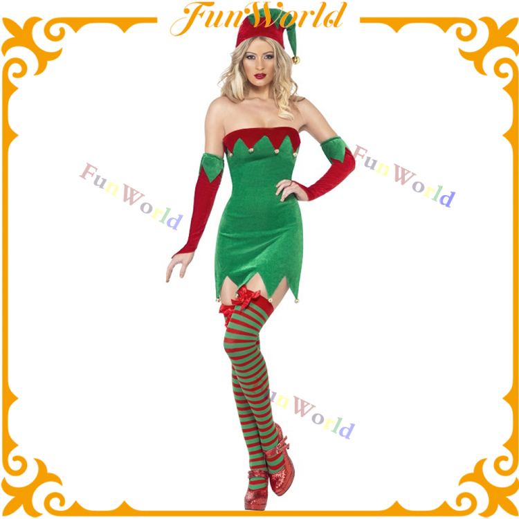 China manufacturer fat women sexy christmas costume sexy santa claus wholesale online