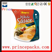 plastic spice packing bag / food packaging nylon bag for spice