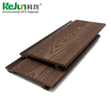 Manufactory price! Good quality waterproof anti-UV wood plastic composite wpc wall panel / wpc timber wall cladding