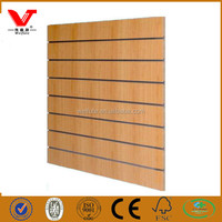 Modern slat wall panel,wooden slat wall