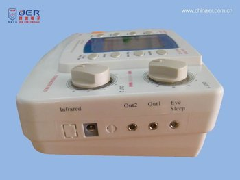 Manufactural sales digital tens ems therapy device in Europe EA-F28U