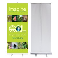 80cmX200cm advertising display roll up banner