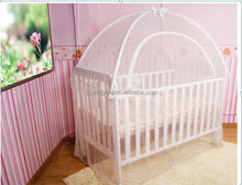 Baby mosquito net bed canopy folding pop up