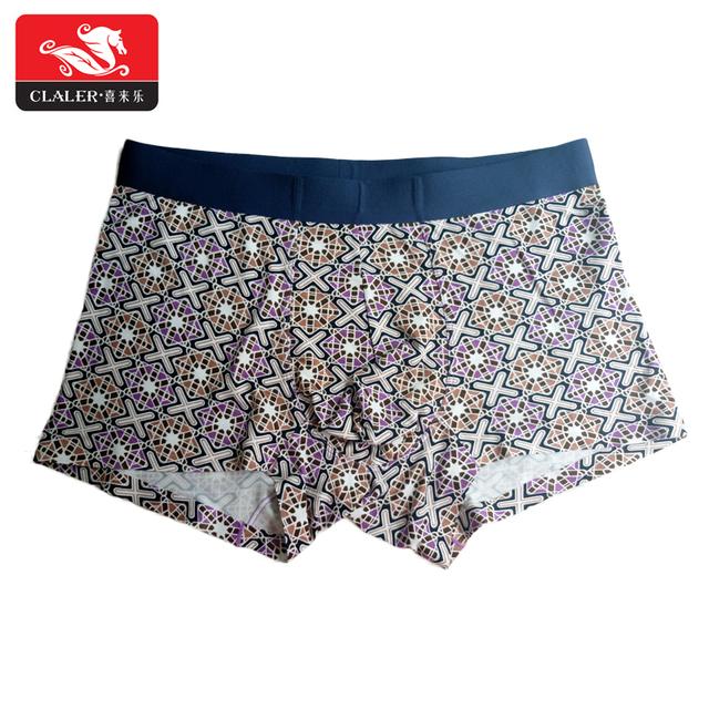 Free sample new design seamless mens underwear micro modal tights men boxer shorts Wholesale men underwear boxer briefs