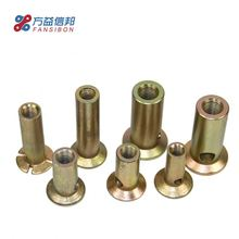 different working load prestressed double head crown foot lifting socket anchor