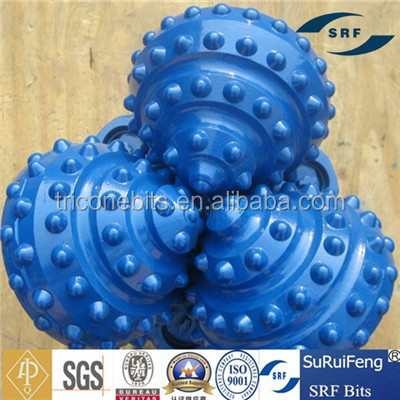 Kingdream /CS/LILIN HAT tricone drill bit for well drilling, bit,goods from china,drilling for groundwater