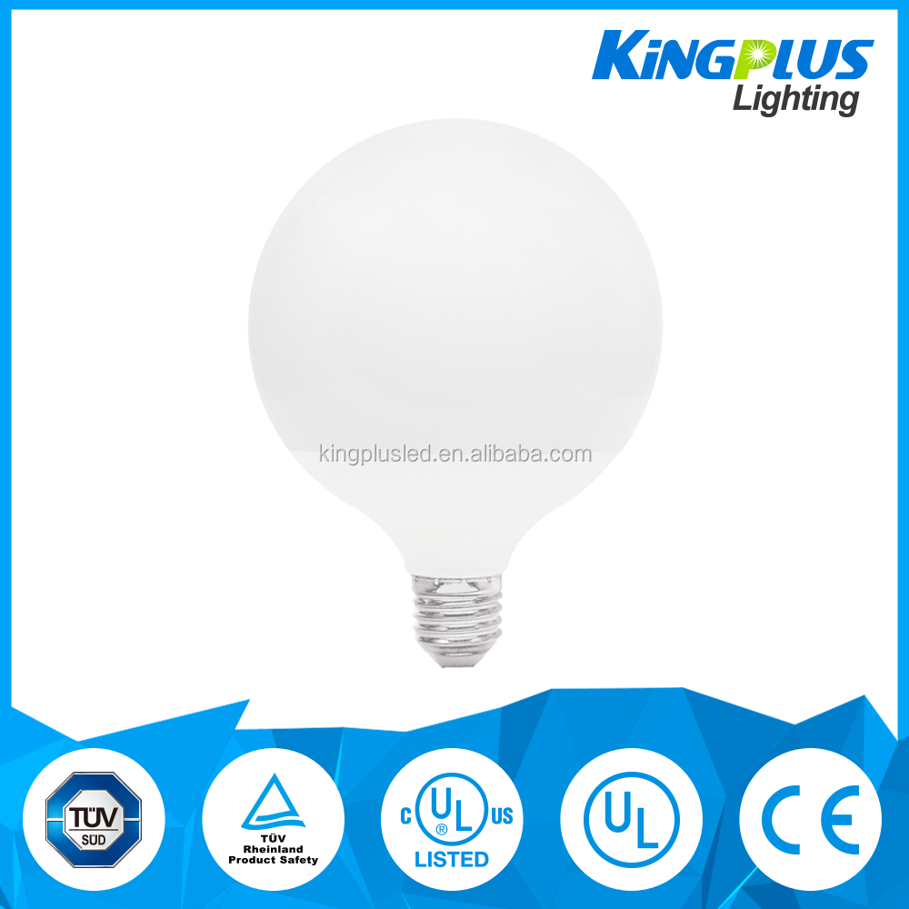 High Brightness E27 12W 15W 18w LED Global BULB G95 G120 90lm/w with with free sample