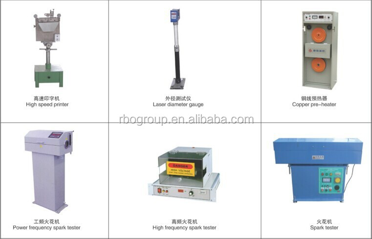 accessory of wire and cable making equipment