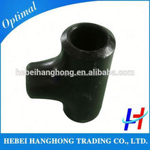 Trade Assurance Supplier asme standard bevel ends wye fittings tee