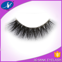 SHUMEI Synthetic Macy 100% Real Mink Fur Lashes