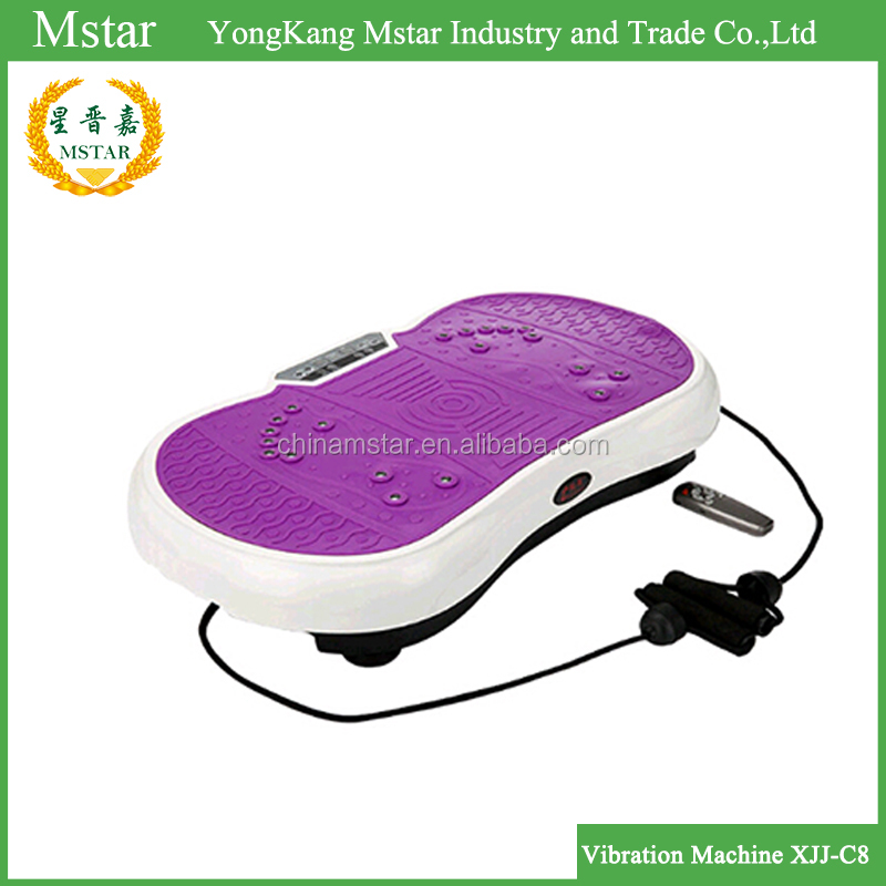 Manufacturer Supply Hot Selling Whole Body Vibration Plate Machine