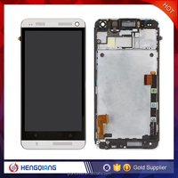 Mobile phone spare parts display lcd touch screen for HTC one m7