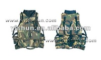 600D Polyester Paintball vest