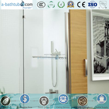 Hanzhou glass bath shower screen for bathroom