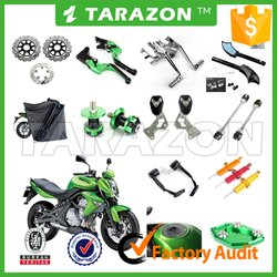 automobiles & motorcycles CNC performance motorcycle spare parts for Kawasaki street bikes