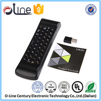 New Style double-sided keyboard MINIX A2 wireless keyboard and mouse 2.4g remote control