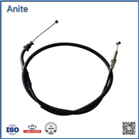 Hot Sale Motorcycle Spare Parts For SUZUKI GXT200 DOWN THROTTLE CABLE