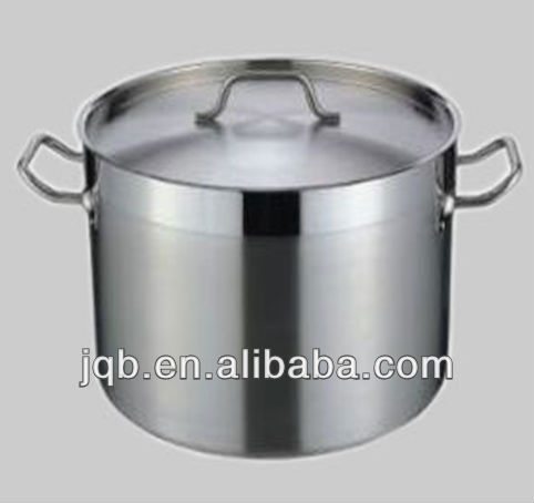 5 Gallon Stainless Steel Stock Pot with Lid,12.5 x 12.5 x 11.5cm
