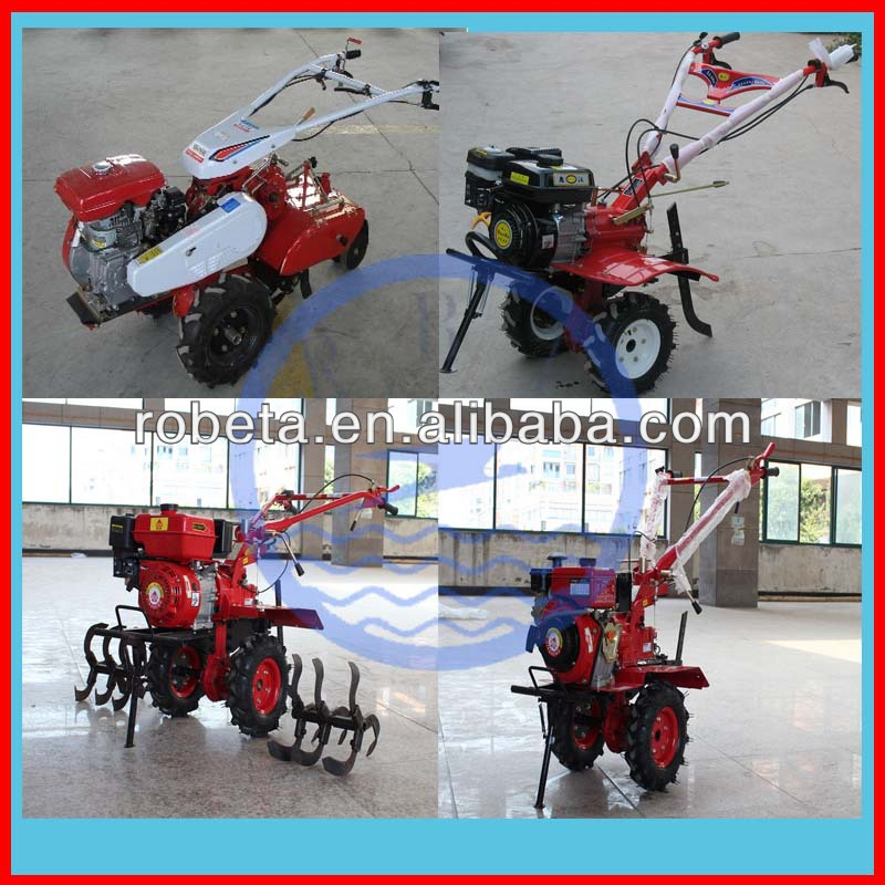 farmland farm tools multi-function tiller weeding machine