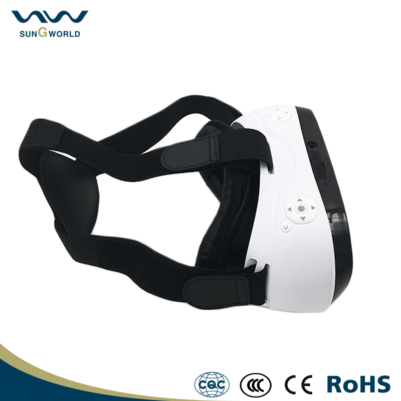 Wholesale Android 5.1 vr 3d glasses 3d virtual reality headset
