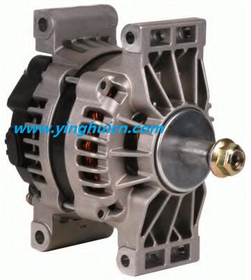 high quality rebuilt spare part 19020900 auto alternator motor assembly for ISC engine part