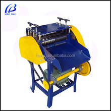 HW-KO Recycle electric wire stripper /copper scrap manufacturing machines in Cable Making Equipment