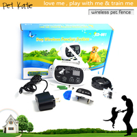 New Arrival Pet Trainer Portable Electric Dog Fence Wireless for Sale