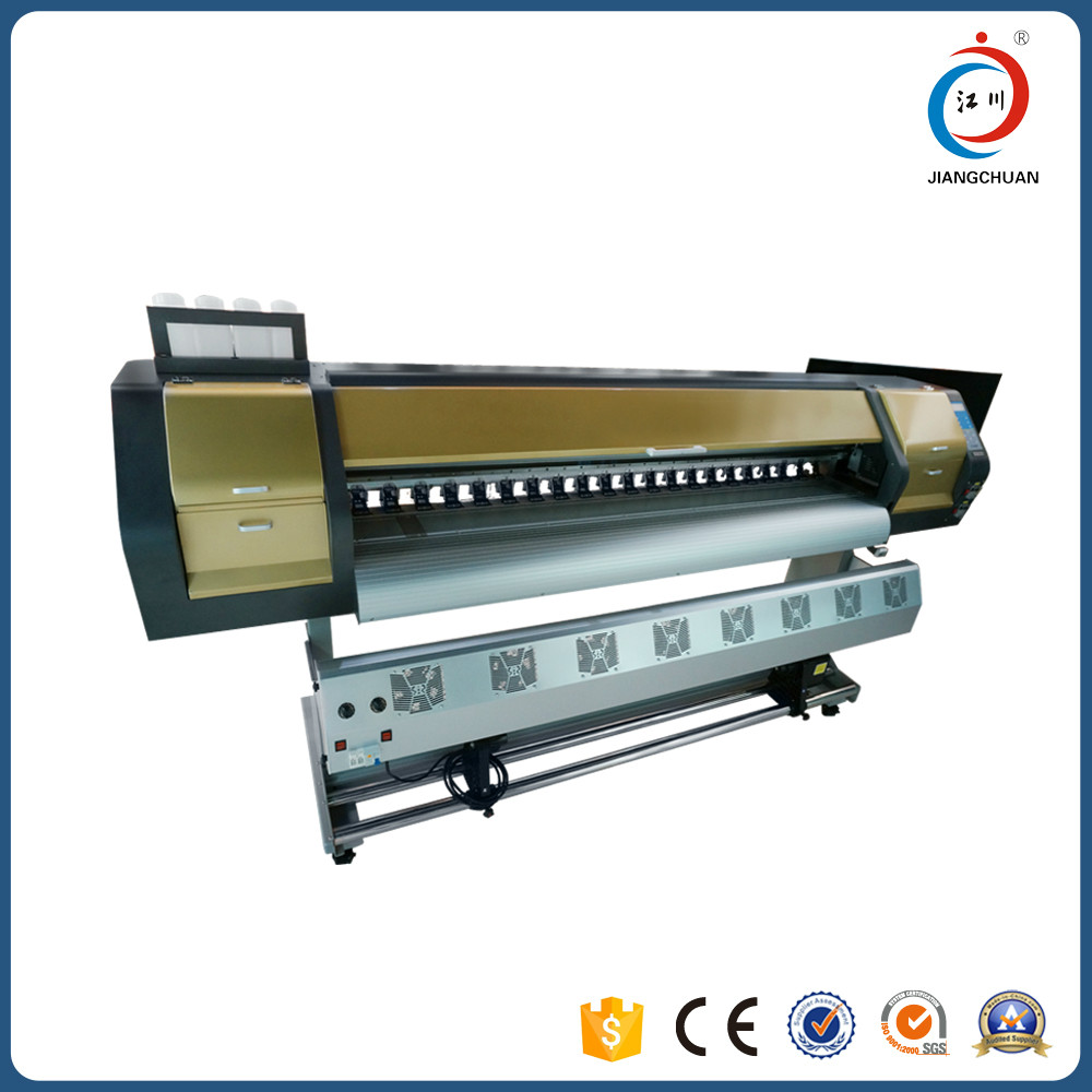 1440 dpi double print head inkjet sublimation printer machine