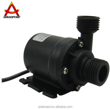 12v dc motor 5M 800L/H electric fountain battery operated water pump