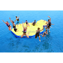 2016 Hot inflatable rave sports activity island