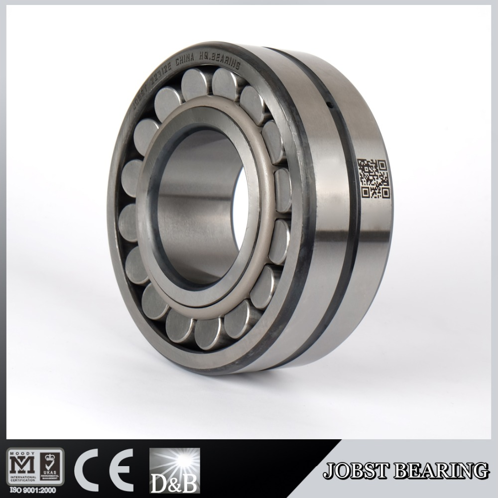 Spherical roller bearing 22312e used machinery with high quality