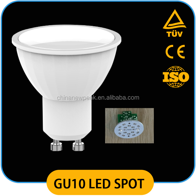 new arrival cheap led spot light ,mr16, 6W stable lumem 470lm,ce rohs,erp,AL+PBT,led spot