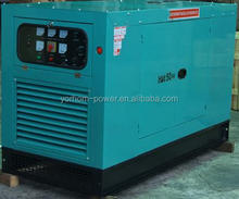 China Made Famous 300KW WEICHAI Engine Diesel Generator Set with China Stamford alternator silent type Genset