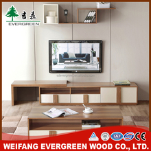 UV aniting Waterproof Outdoor Tv Stand